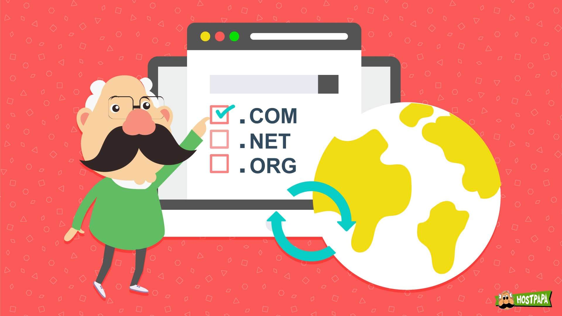 All About Domain Registration