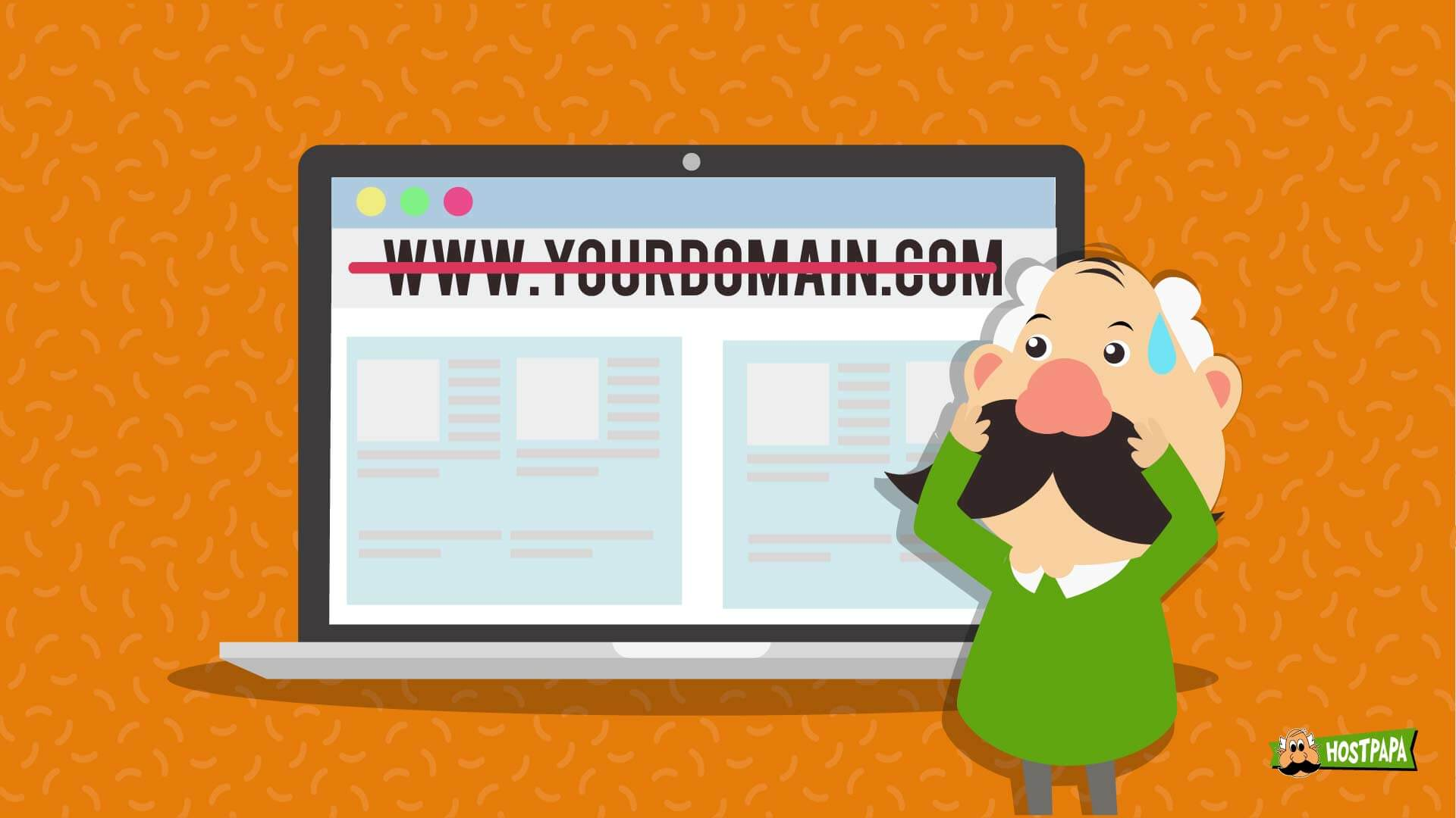 Check these tips to learn what to do if your domain name is taken